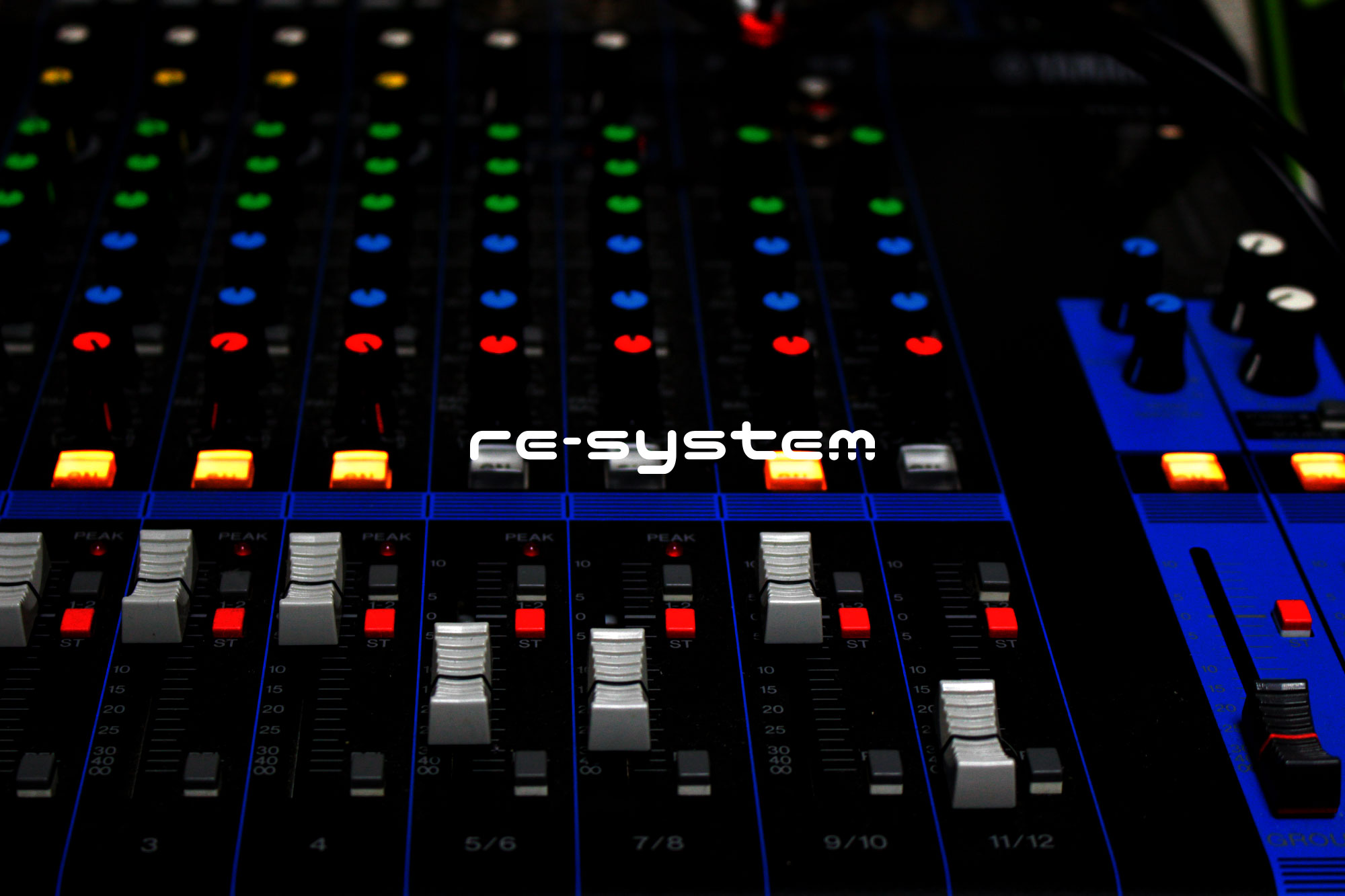 re-system official Site